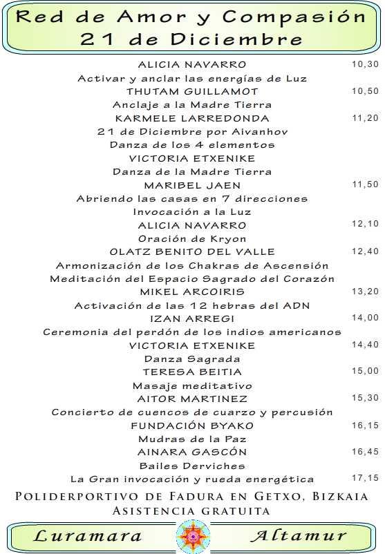CARTEL RED DE AMOR Y COMPASIÓN 2