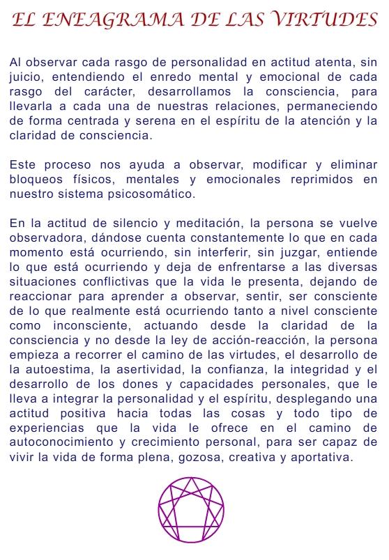 2014 EL ENEAGRAMA 6-10 AGOSTO 3