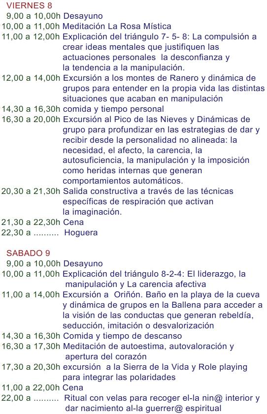2014 EL ENEAGRAMA 6-10 AGOSTO 5