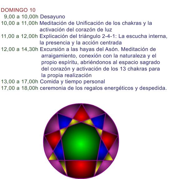 2014 EL ENEAGRAMA 6-10 AGOSTO 6