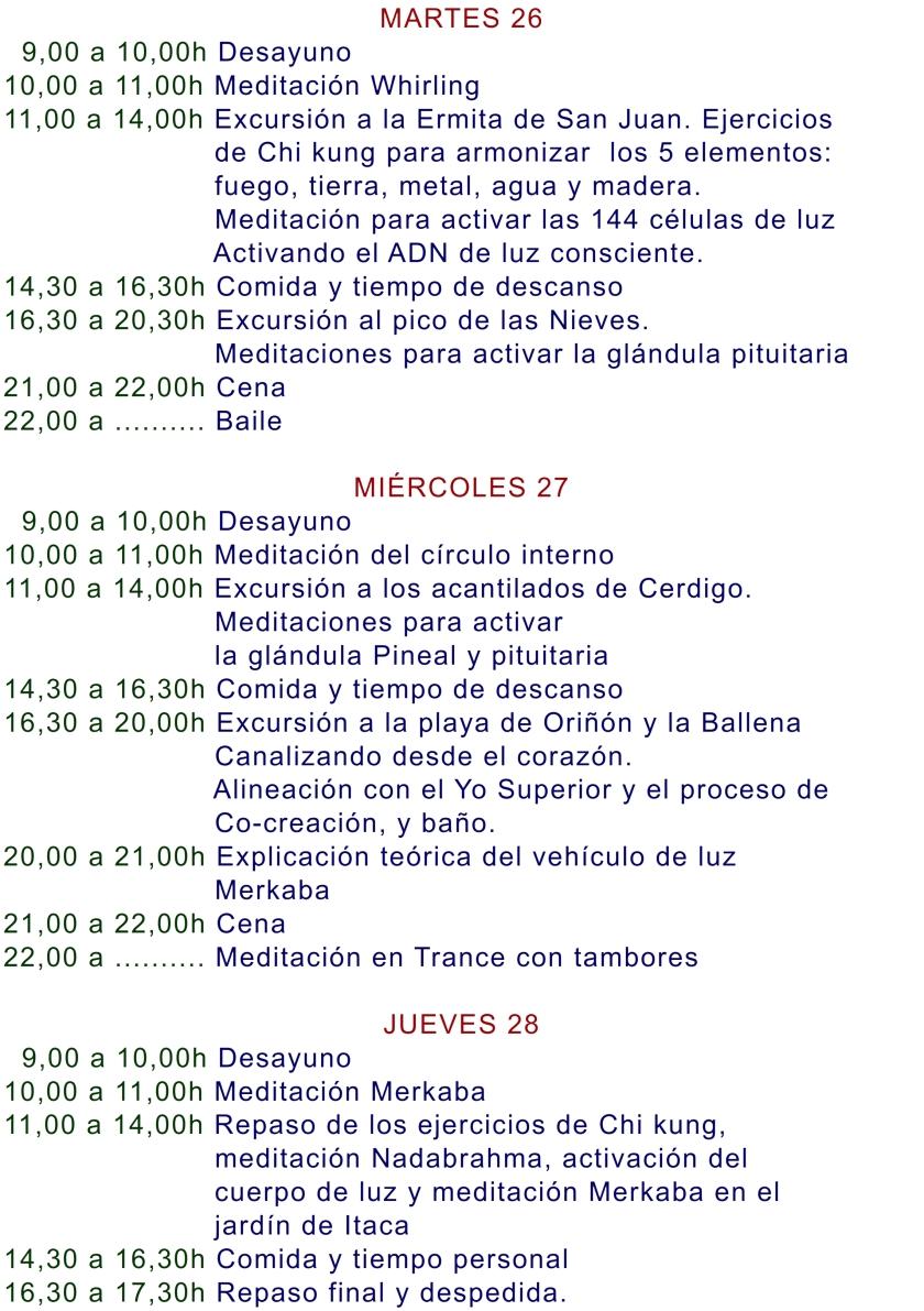 2014 CUERPO DE LUZ Y MERKABA 21-27 AGOSTO 4