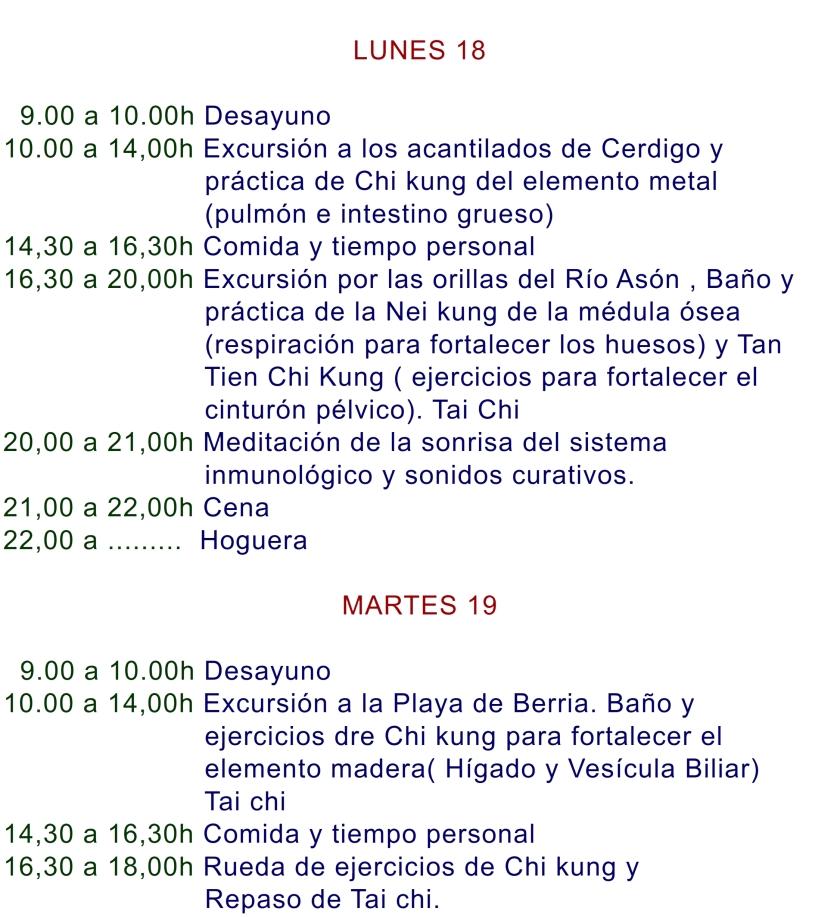 2014 TAI CHI, CHI KUNG 14-19 AGOSTO 4