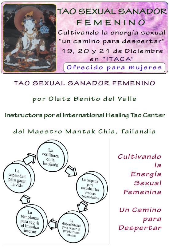 TAO SEXUAL SANADOR FEMENINO 1