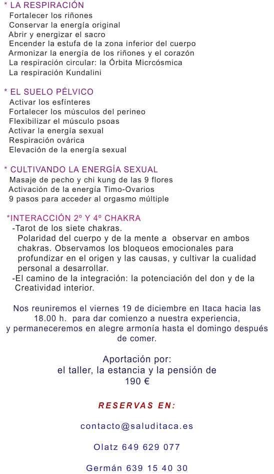 TAO SEXUAL SANADOR FEMENINO 3