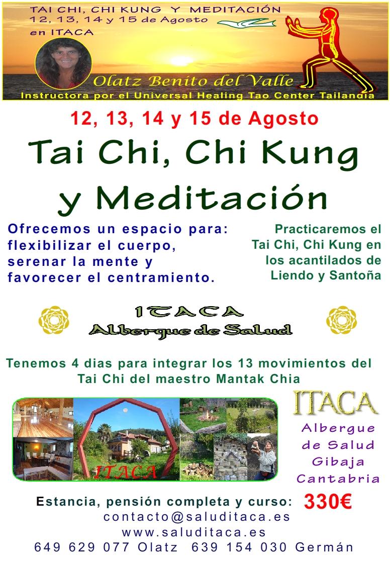 2016 TAI CHI EN AGOSTO