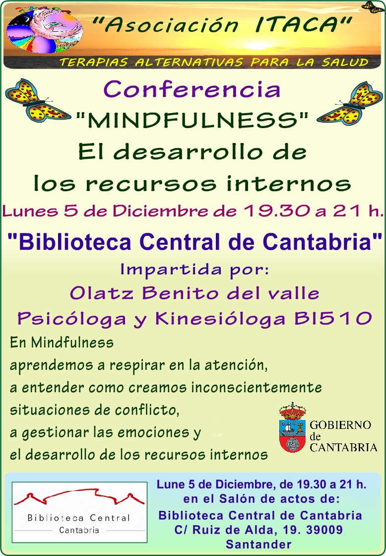 cartel-a4-conferencia-mindfulness-cantabria-diciembre-2016-color